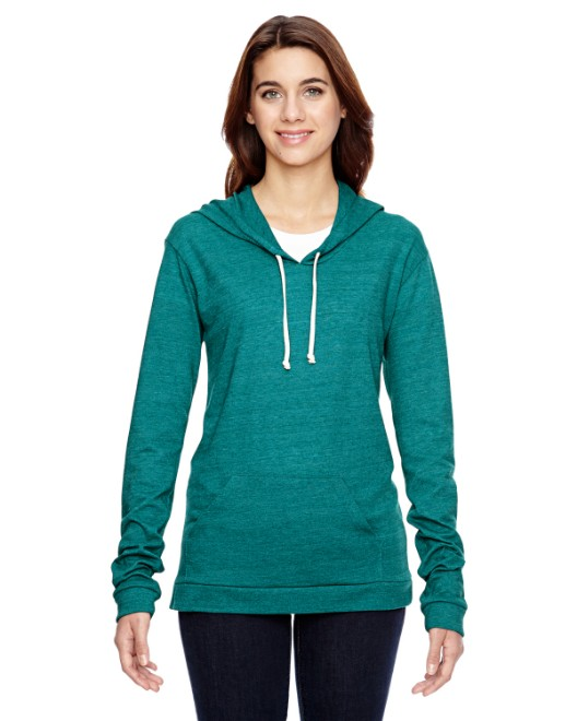 Picture of Alternative 01928E1 Womens Eco-Jersey Pullover Hoodie