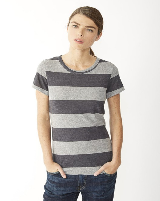 Picture of Alternative 01940E1 Womens Ideal Eco-Jersey T-Shirt