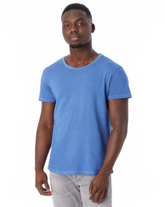 Picture of Alternative 04162C1 Men's Heritage Garment-Dyed T-Shirt
