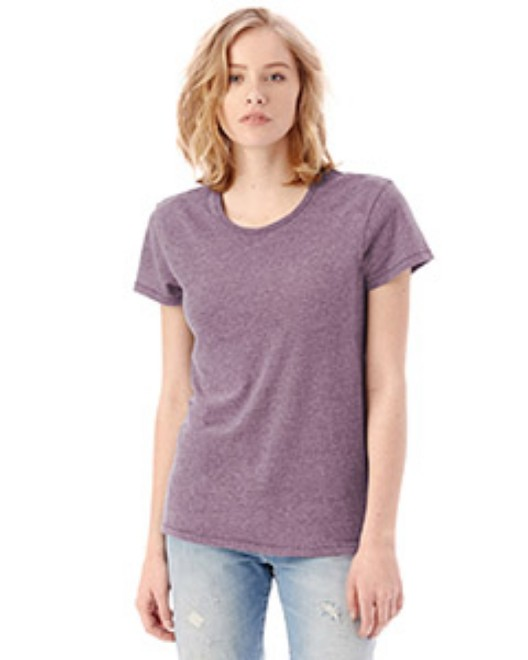 Picture of Alternative 05052BP Womens Keepsake Vintage Jersey T-Shirt