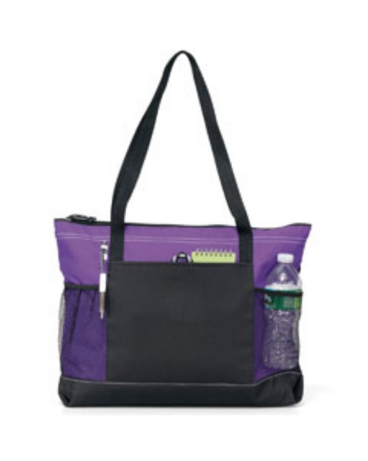 Picture of Gemline 1100 Select Zippered Tote