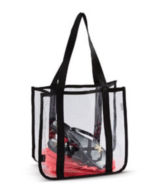 Picture of Gemline 1120 Clear Event Tote