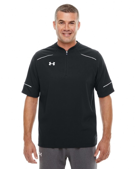 Picture of Under Armour 1252002 Men's Ultimate Short Sleeve Windshirt