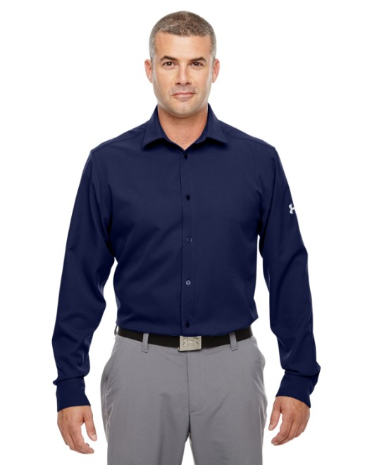 Picture of Under Armour 1259096 Men's Ultimate Long Sleeve Buttondown