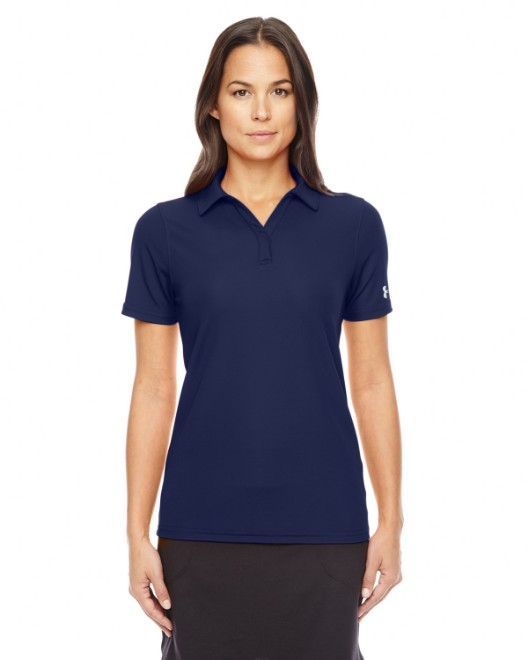 Picture of Under Armour 1261606 Ladies' Corp Performance Polo