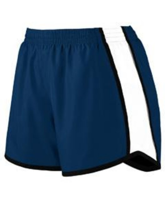 Picture of Augusta Sportswear 1265 Womens Pulse Team Short
