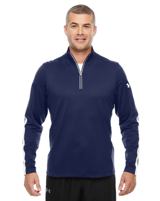 Picture of Under Armour 1276312 Men's Qualifier 1/4 Zip