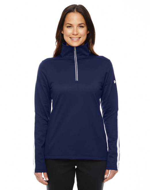Picture of Under Armour 1276355 Ladies' Qualifier 1/4 Zip