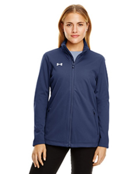 Picture of Under Armour 1300184 Ladies' UA Ultimate Team Jacket