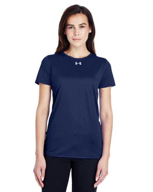 Picture of Under Armour 1305510 Ladies' Locker T-Shirt 2.0
