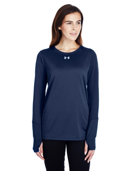 Picture of Under Armour 1305681 Ladies' Long-Sleeve Locker T-Shirt 2.0