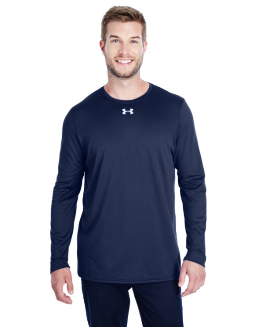 Picture of Under Armour 1305776 Men's Long-Sleeve Locker Tee 2.0
