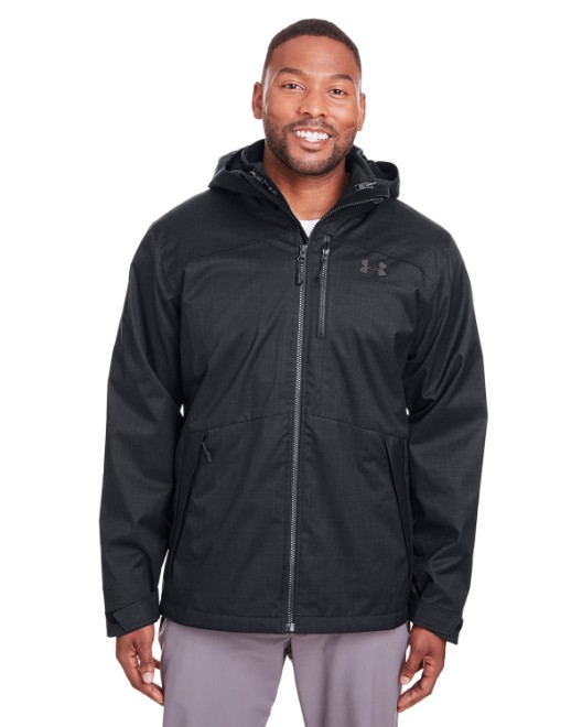 Picture of Under Armour 1316018 Mens Porter 3-In-1 Jacket