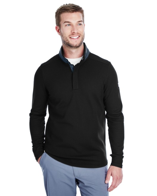 Picture of Under Armour 1317219 Men's Corporate Quarter Snap Up Sweater Fleece