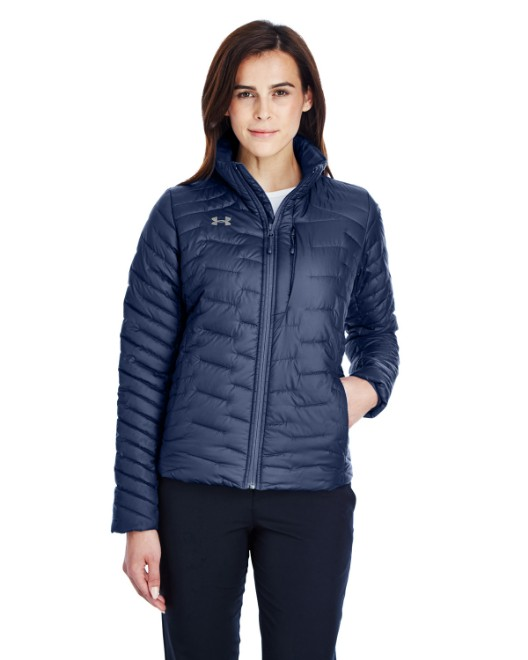 Picture of Under Armour 1317228 Ladies' Corporate Reactor Jacket