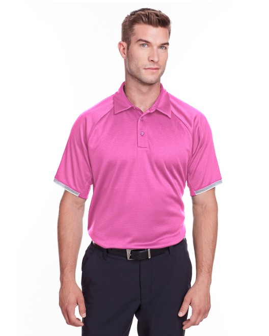 Picture of Under Armour 1343102 Mens Corporate Rival Polo