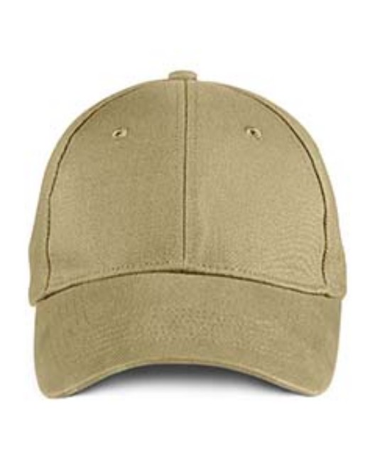 Picture of Anvil 136 Solid Brushed Twill Cap