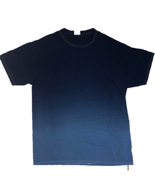 Picture of Tie-Dye 1370 Adult 5.4 oz. 100% Cotton Ombre Dip-Dye T-Shirt