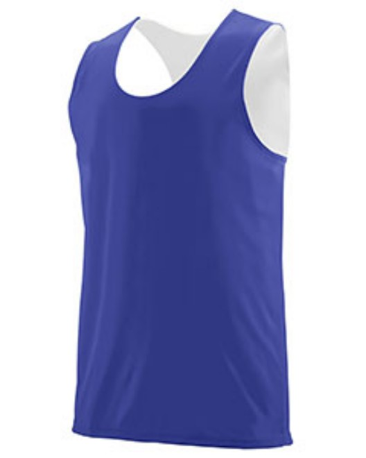 Picture of Augusta Sportswear 148 Adult Wicking Polyester Reversible Sleeveless Jersey
