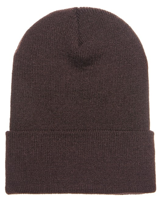 Picture of Yupoong 1501 Adult Cuffed Knit Beanie