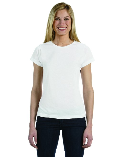 Picture of Sublivie 1510 Womens SubliVie Womens Sublimation Polyester T-Shirt