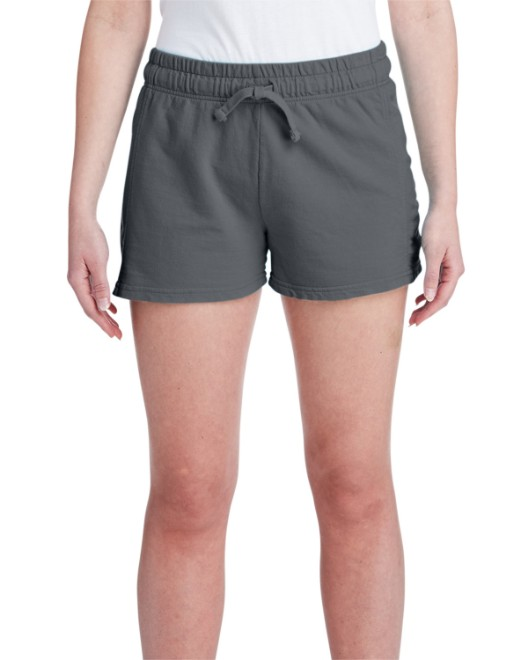 Picture of Comfort Colors 1537L Womens French Terry Short