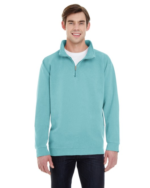 Picture of Comfort Colors 1580 Adult Quarter-Zip Sweatshirt