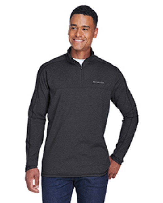 Picture of Columbia 1736741 Men's Tenino Hills II Half-Zip Pullover