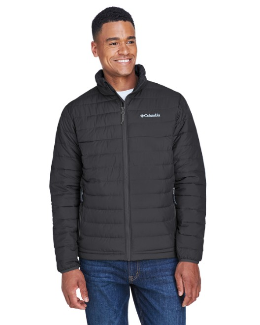 Picture of Columbia 1736801 Men's Oyanta Trail Insulated Jacket