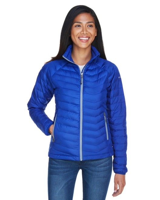 Picture of Columbia 1737001 Womens Oyanta Trail Insulated Jacket