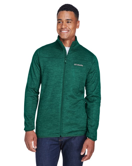 Picture of Columbia 1807681 Men's Birch Woods II Full-Zip Fleece Jacket