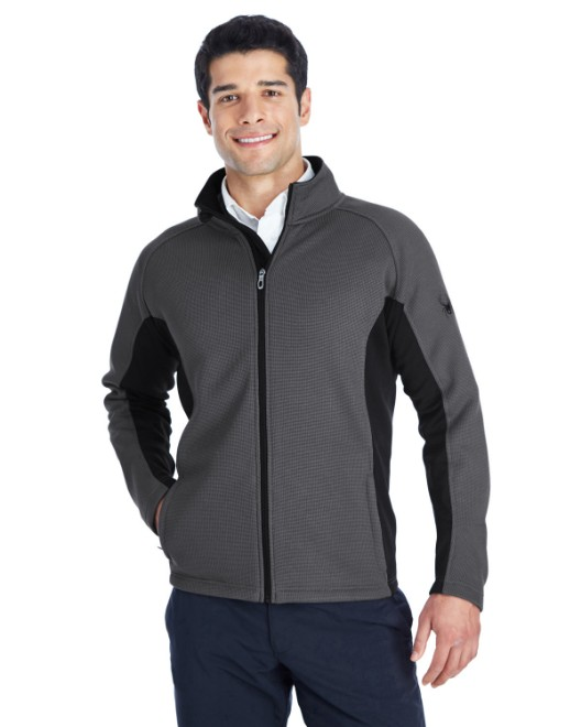 Picture of Spyder 187330 Men's Constant Full-Zip Sweater Fleece