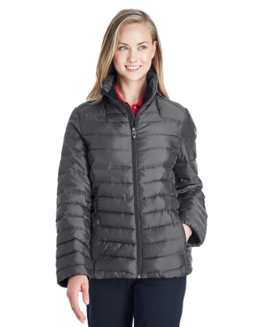 Picture of Spyder 187336 Womens Supreme Insulated Puffer Jacket