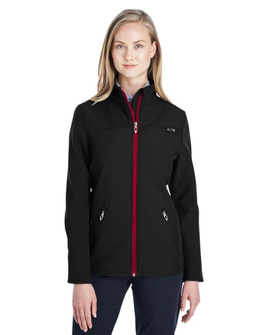 Picture of Spyder 187337 Womens Transport Softshell Jacket
