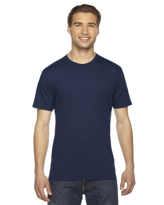 Picture of American Apparel 2001W Unisex Fine Jersey Short-Sleeve T-Shirt
