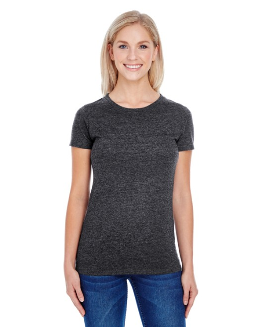 Picture of Threadfast Apparel 202A Womens Triblend Short-Sleeve T-Shirt