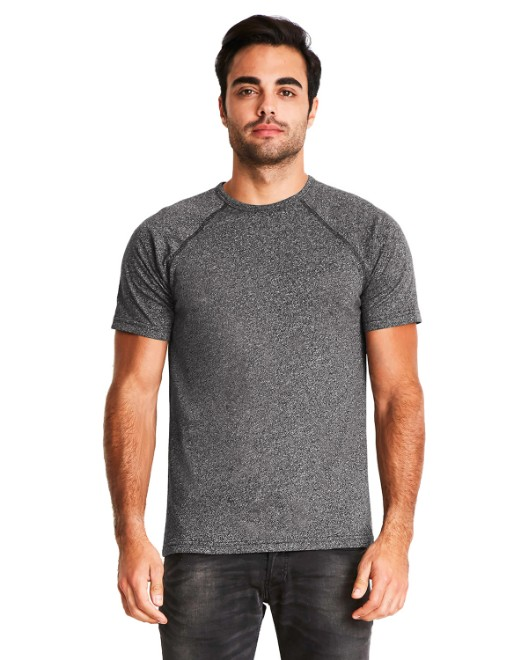 Picture of Next Level 2050 Men's Mock Twist Short-Sleeve Raglan T-Shirt