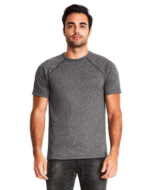 Picture of Next Level 2050 Men's Mock Twist Short-Sleeve Raglan T-Shirt