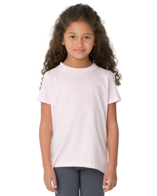 Picture of American Apparel 2105W Toddler Fine Jersey Short-Sleeve T-Shirt