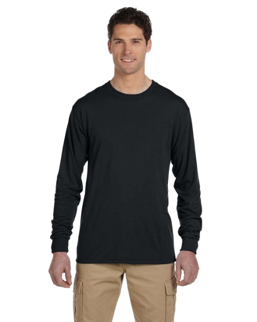 Picture of Jerzees 21ML Adult 5.3 oz. DRI-POWER SPORT Long-Sleeve T-Shirt