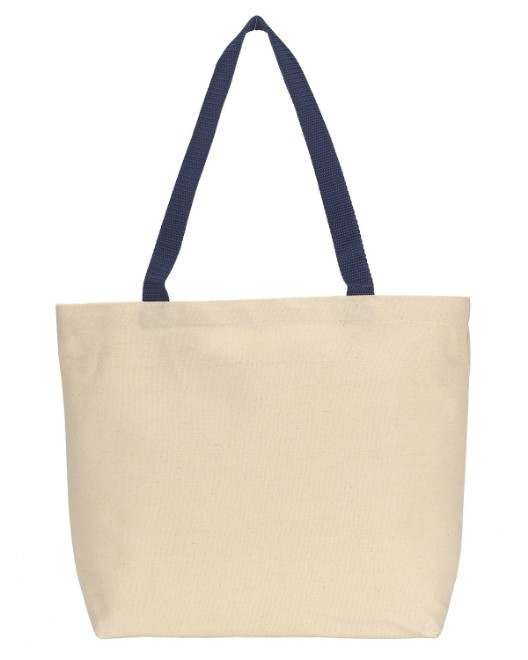 Picture of Gemline 220 Colored Handle Tote
