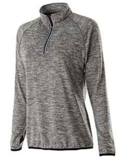 Picture of Holloway 222300 Womens Force Training Top