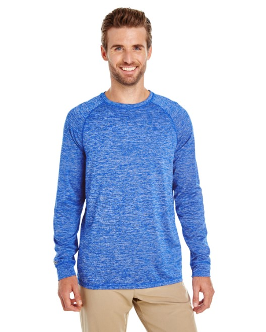 Picture of Holloway 222524 Men's Electrify 2.0 Long-Sleeve T-Shirt