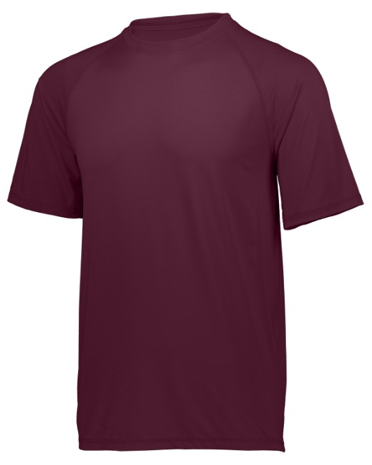 Picture of Holloway 222551 Unisex Dry-Excel True Hue Technology Swift Wicking Training T-Shirt