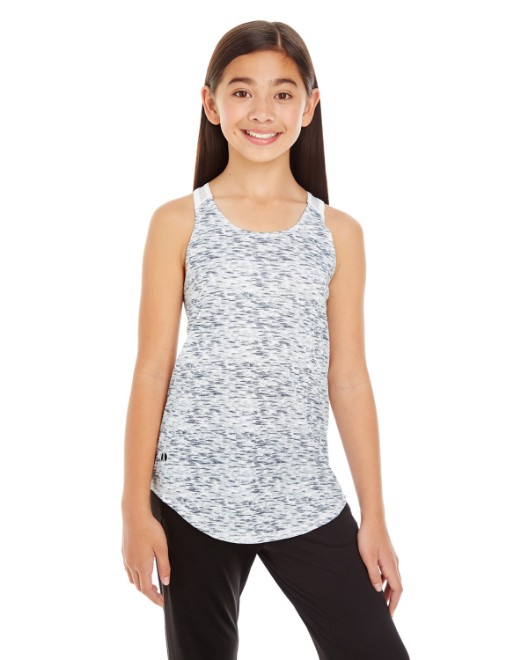 Picture of Holloway 222933 Girls' Space Dye Tank