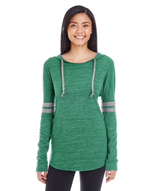 Picture of Holloway 229390 Womens Hooded Low Key Pullover