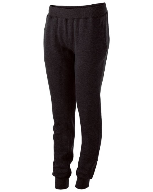 Picture of Holloway 229748 Womens Athletic Fleece Jogger Sweatpant