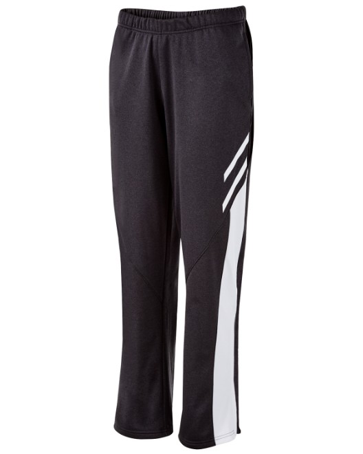 Picture of Holloway 229769 Womens Temp-Sof Performance Fleece Flux Straight-Leg Warm-Up Pant