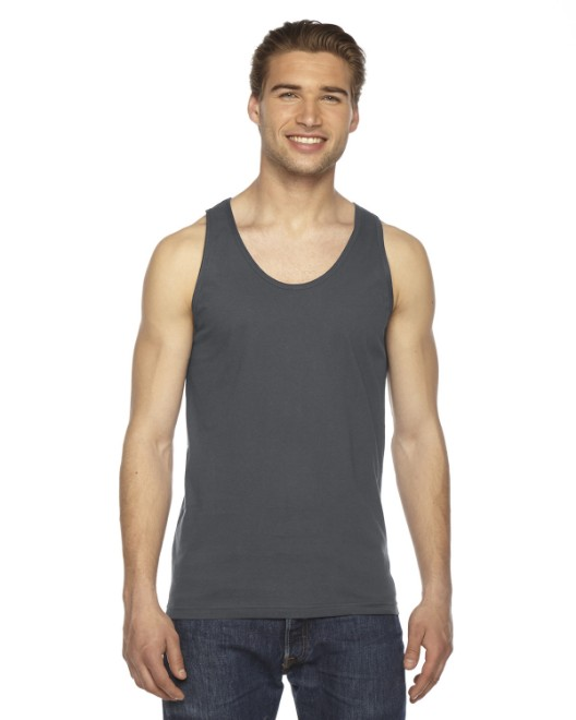 Picture of American Apparel 2408 Unisex Fine Jersey USA Made Tank