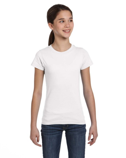 Picture of LAT 2616 Girls' Fine Jersey T-Shirt